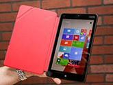 小尺寸高分屏 联想ThinkPad 8首发评测