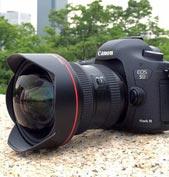 全幅相机与超广角镜头是好搭档