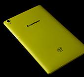 黄色闪光来袭 联想4G手机平板S8图赏