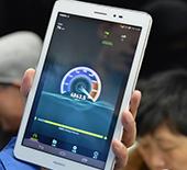 比路由还快 北京地铁体验4G平板网速