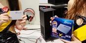 最快SSD 浦科特顶级游戏平台亮相CJ
