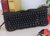 狼蛛恶灵狂蝎游戏键盘