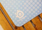 SteelSeries QCK霜冻之蓝限定版