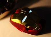 宜博钢铁侠3主题鼠标