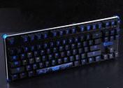 精灵雷神之锤87键机械键盘