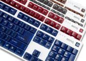 明基KX890彩色版机械键盘