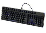 精灵雷神之锤104键版机械键盘