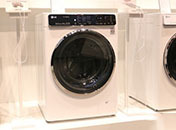 LG滚筒式洗衣机