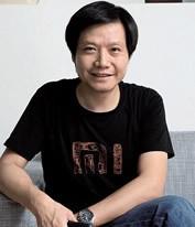 雷军先生<br>小米公司CEO