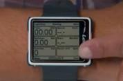 把玩LeiKer GPS运动手表