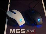 M65 RGB游戏鼠标亮相