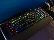 RGB机械键盘美图