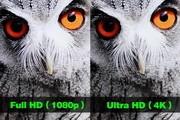 与1080P图片细致对比观察