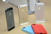 指纹识别+64位A7 国行iPhone 5s简评