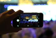 手机中的诺基亚发布会