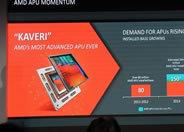 AMD全新Kaveri平台亮相
