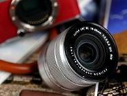富士XC16-50mm f/3.5-5.6 OIS镜头