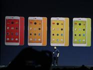 7种配色可选 老罗的锤子坚果手机发布