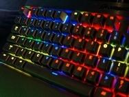 海盗船K70 RGB版键盘