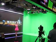 大洋展出4K全媒体演播系统