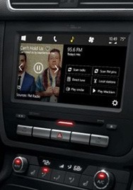 微软发布全新车载系统