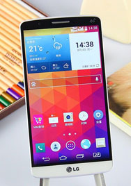 国行移动4G版LG G3图赏