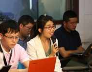 中国国际广播电台记者提问