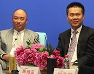 陈旭东、杨叙两位嘉宾
