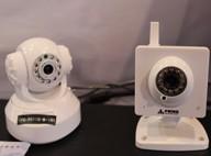 家庭监控摄像机造型
