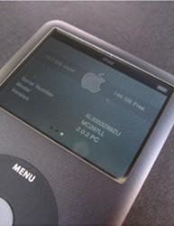 Rockbox让你的iPod classic支持APE与FLAC