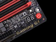 技嘉Z170X-Gaming G1功能区