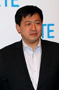 张树民<span>中兴通讯副总裁,终端亚太区CEO</span>