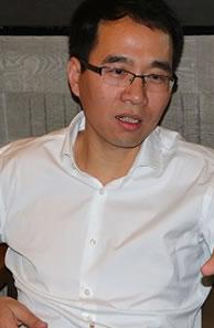 倪飞<span>努比亚总经理</span>