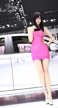 2013广州车展----我最喜爱的车模