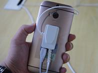 玫瑰金版本HTC One M8亮相