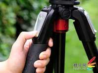 MT055XPRO3三脚架银色脚管角度选择器
