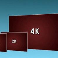 解析4K分辨率