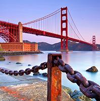 美国西海岸旧金山之旅
