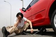 五成自主汽车曾发生故障