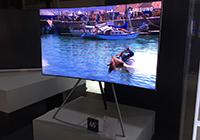 三星1000尼特HDR电视新品亮相