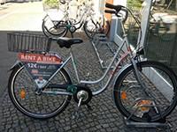 编辑在德国的共享单车体验
