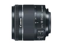 佳能发布新款18-55mm镜头