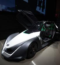 日产全新BladeGlider概念车