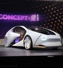 未来的汽车都是这样的