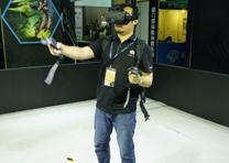 那些沉浸在VR的玩家