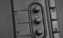 金河田G8501音箱调节旋钮