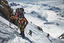 用视角讲述高海拔极限摄影
