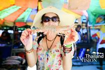 为了咖喱蟹的泰国欢乐游