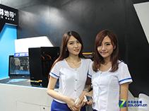 Intel展台随拍