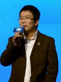 1024学院创始人 iTechClub(互联网技术精英俱乐部)理事长吴华鹏